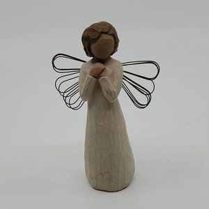 Willow Tree  Angel of Wishes  Susan Lordi Figurine